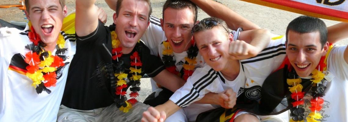Wir Deutschen – نحن الألمان