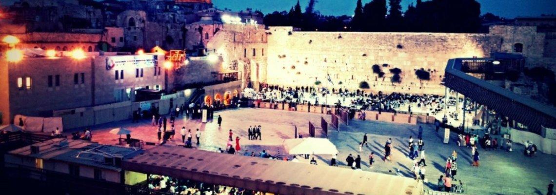 FSJ in Ostjerusalem: Schulalltag in der Stadt der drei Weltreligionen