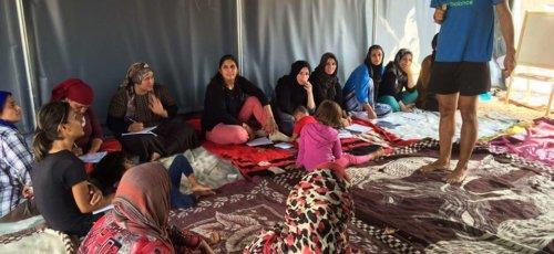 Refugiados: Experiencias que nos hacen más humanos