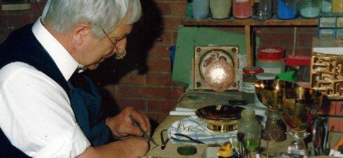 Egino Weinert: Vom Klosterbruder zum Künstler