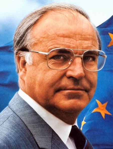 Helmut kohl 1989
