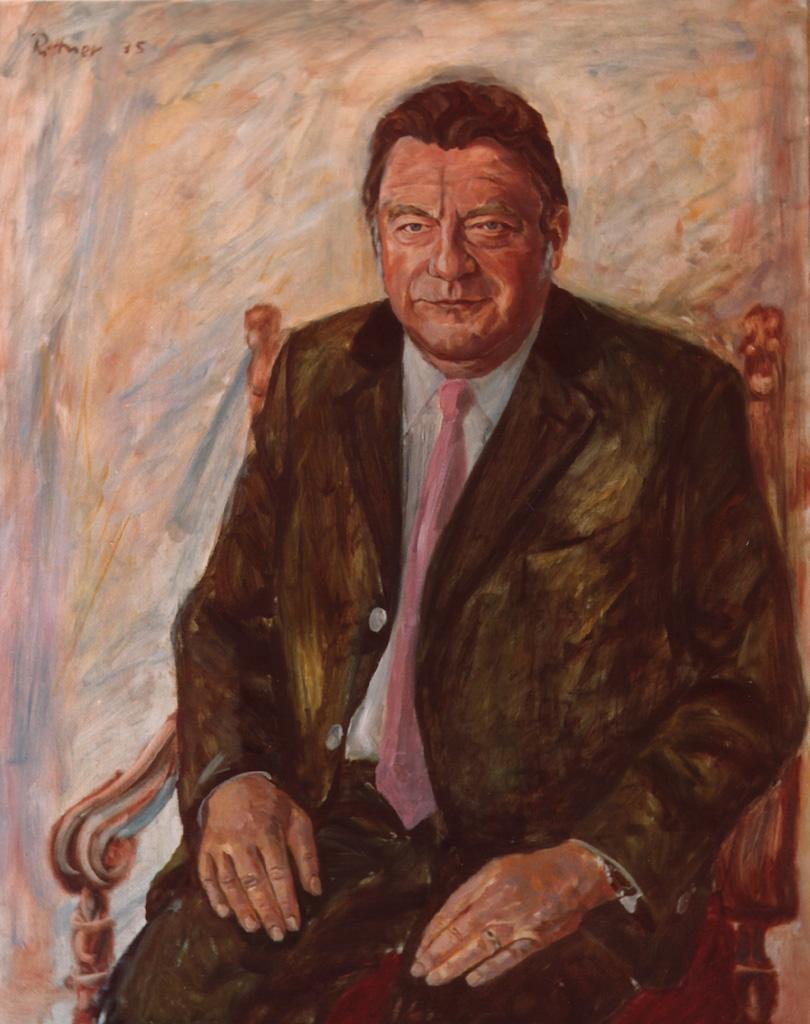 """""""Rittner Franz Josef Strauß 1975"""" von Günter Rittner - Eigenes Werk by Günter Rittner. Lizenziert unter CC BY 3.0 über Wikimedia Commons"""