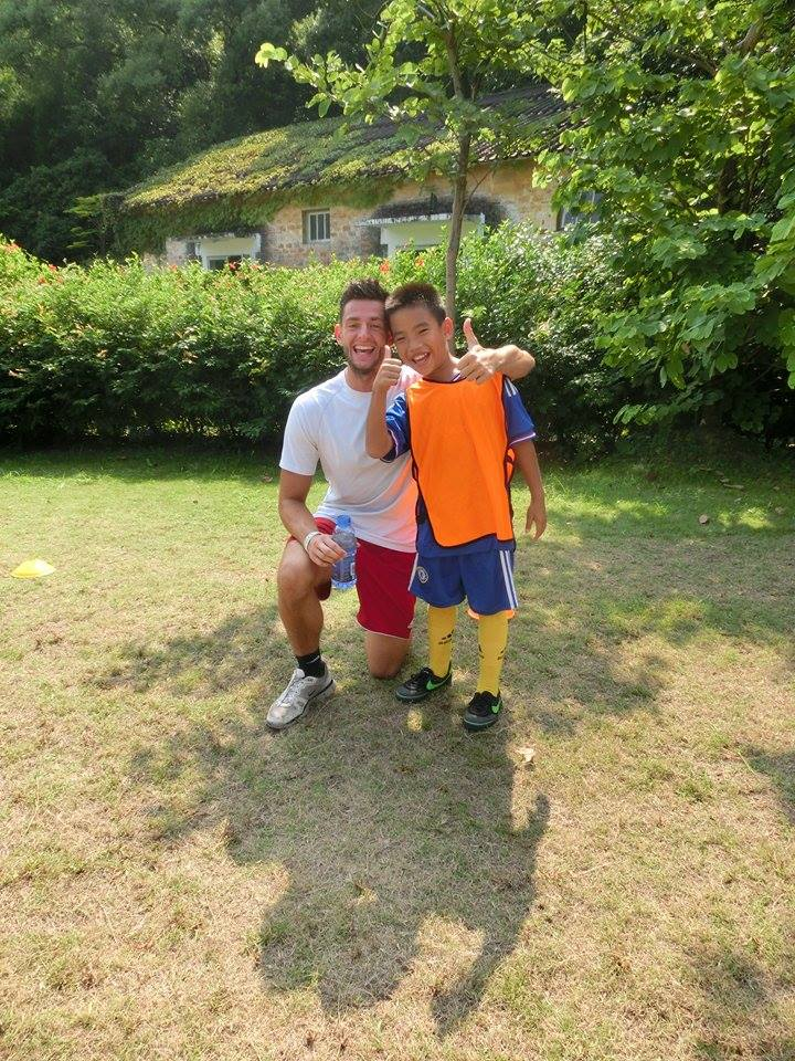 Trainingslager_China2