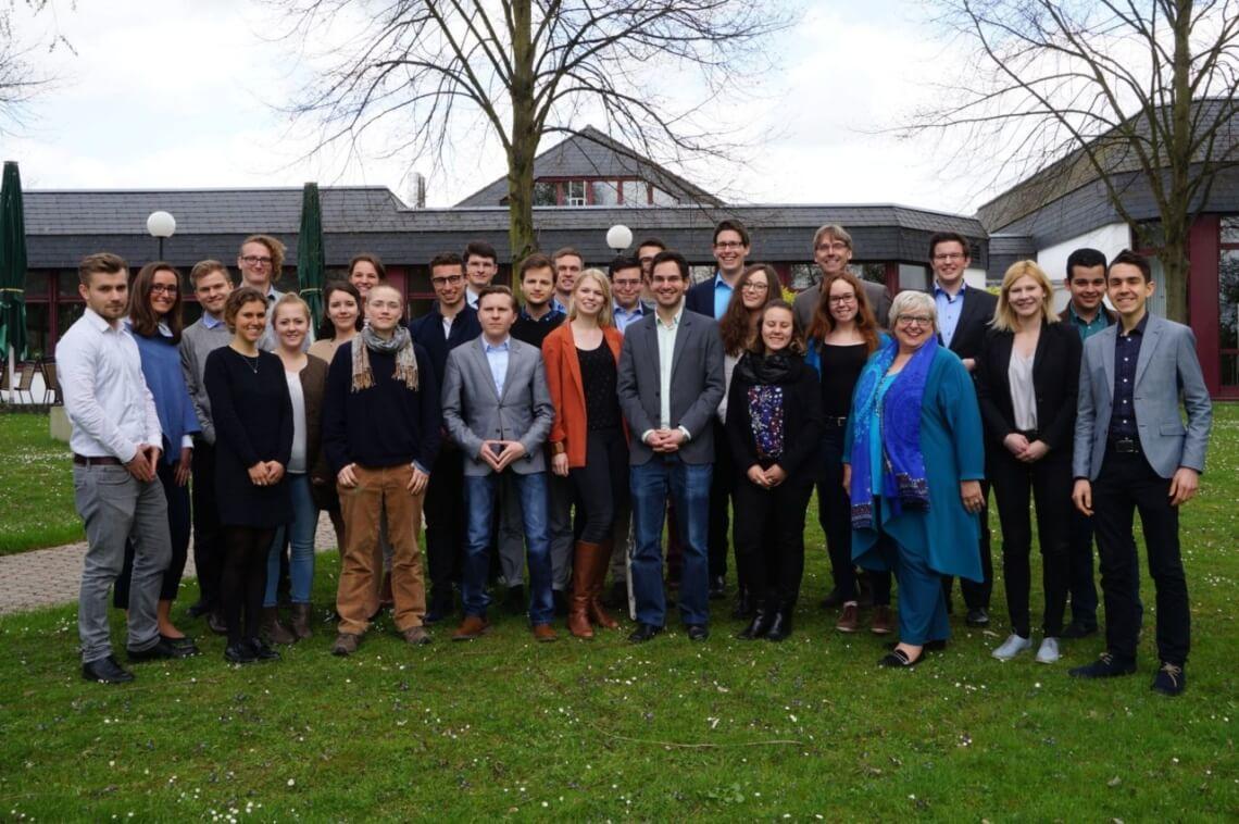 """Ein Foto von unserem vergangenen """"Excellence and Leadership""""-Seminar © f1rstlife / Timo Gadde"""