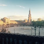 Plaza de España Sevilla © f1rstlife/ Jasmin Weist