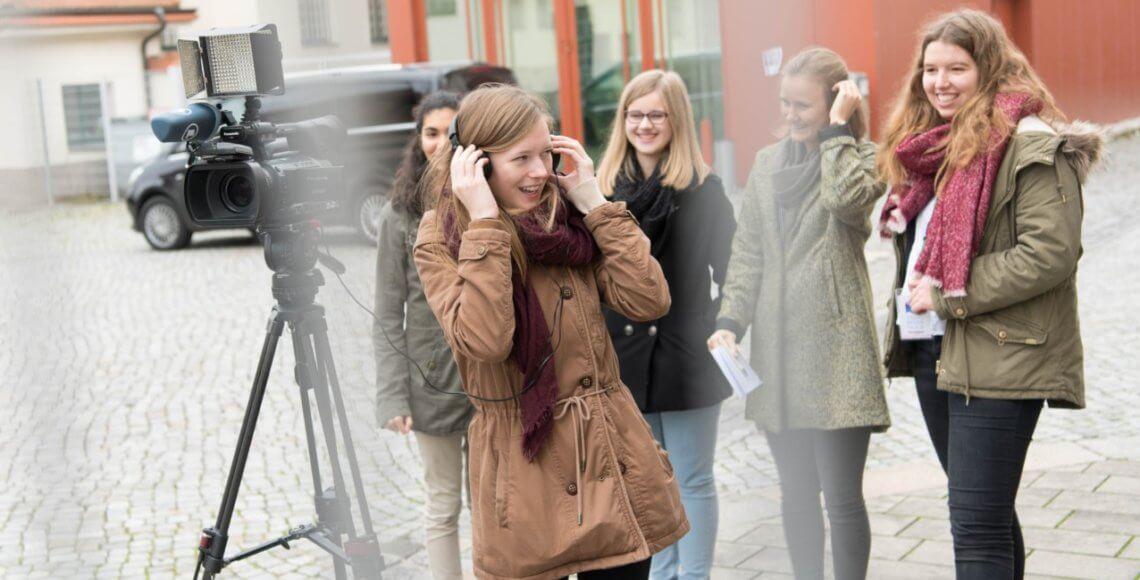 © Jugendmedientage / Sebastian Stier