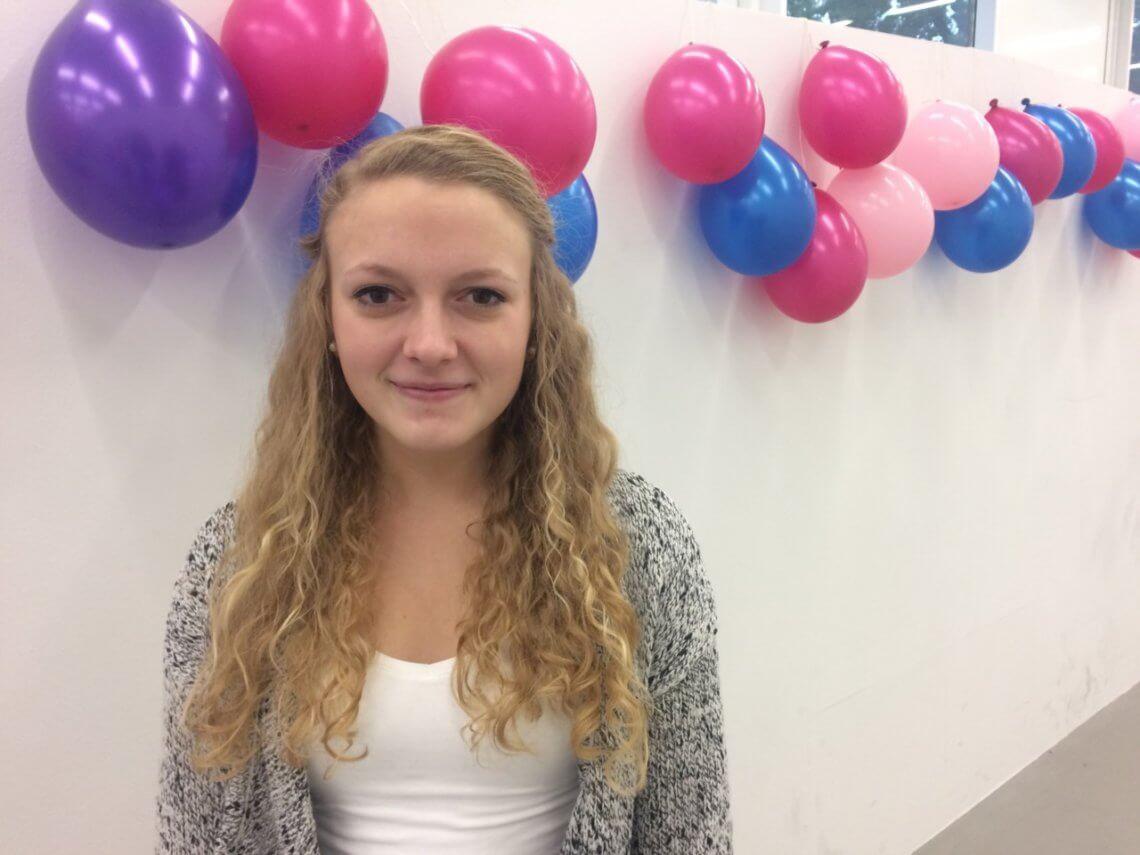 Theresa Sostmann ist 19 Jahre alt und studiert in Bonn.