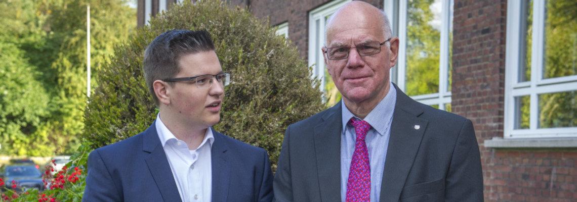 """Interview mit Norbert Lammert: """"Vertrauen ist das wichtigste Kapital der Demokratie"""""""