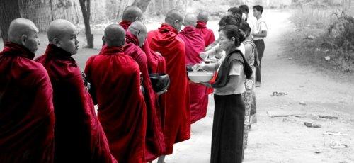 Frieden für Myanmar? Peace for Myanmar?