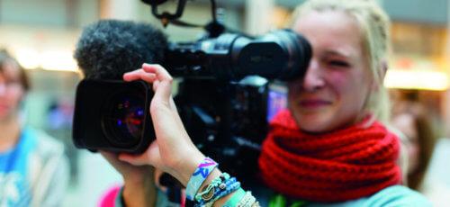 Jugendmedientage 2017: Die bewusste Inszenierung der Medien