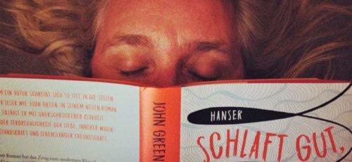 Schlaft gut, ihr fiesen Gedanken – der neue Roman von John Green