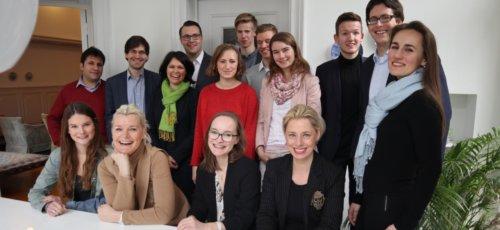 PR-Workshop mit der Agentur Textschwester