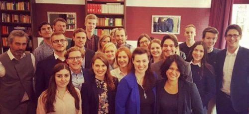 """Excellence and Leadership: """"Starke Frauen. Führungskräfte in Wirtschaft und Gesellschaft"""""""